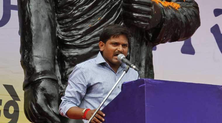 Hardik Patel, Hardik Protest, Hardik Patel protest, Patel OBC quota