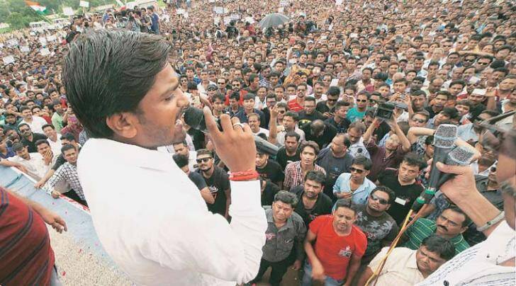 obc, patidar, patidar protest, patidar obc status, hardik patel, quota agitation, patidar quota agitation, patidar agitation, patidar protest, patidar, india news, ahmedabad news