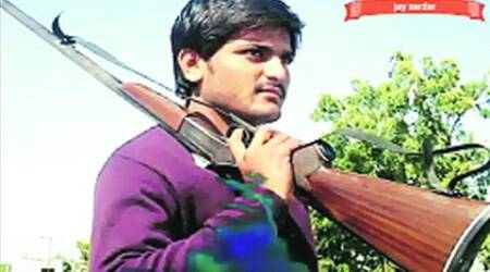 Why are crowds in Gujarat lining up to listen to Hardik Patel, 21
