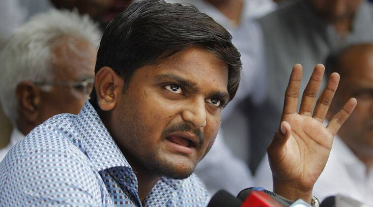 hardik patel, hardik patel denied for dandi march, hardik patel dandiya, hardik patel dandi march, patidar reservation, patidar reservation in gujarat, patidar reservation movement, hardik patel agitation, dandi march, dandi march ahmedabad, gujarat news, gujrat latest news, ahmedabad news
