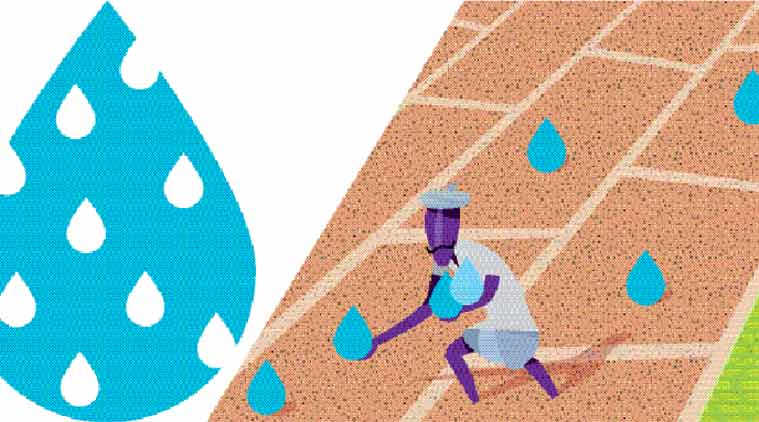 ground water, ground water recharge, salinity of water, Bay of Bengal, Indian farmers, farmers irrigation, irrigation technique, water dams, dams in India, indian express