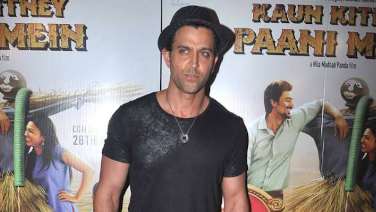 Hrithik Roshan Praises Kunal Kapoor, Wishes Him Success For 'Kaun Kitne Paani Mein'