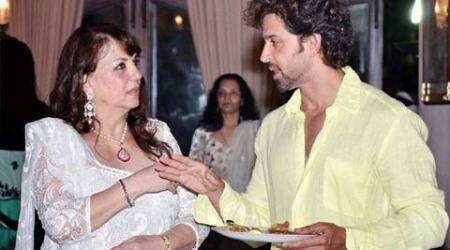 We're bonded for life: Zarine Khan on 'son' Hrithik Roshan