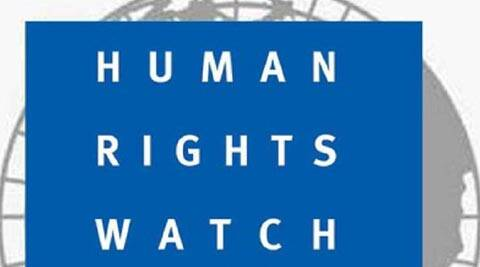 human rights watch, human rights, dissent, intolerance india, bjp, hindu right