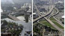 Ten years after Hurricane Katrina: Then and Now