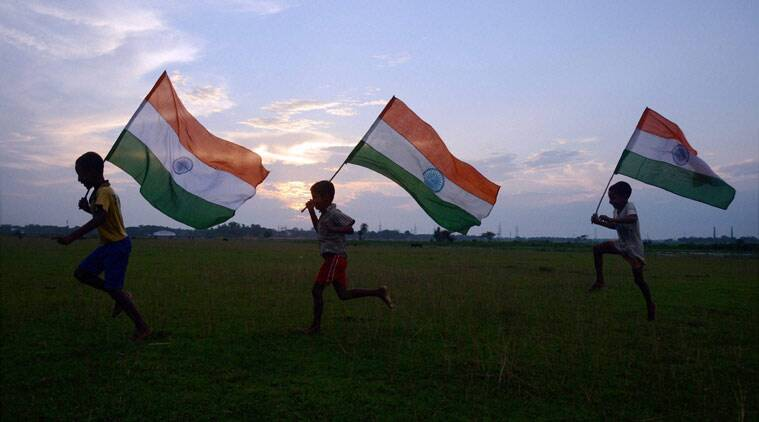 Bengal, Bharat mata, Abanindranath Tagore, Motherland, india, Motherland india, Abanindranath Tagore bharat mata, Tagore, tagore bharat mata, india, latest india news, indian express