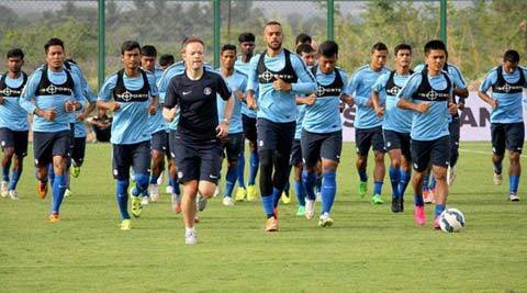India fail to impress, play goalless draw against Nepal