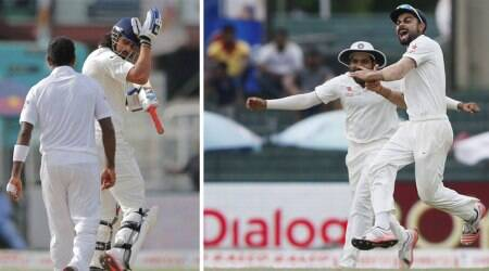 Fiery Ishant Sharma sets up exciting Day 5 against Sri Lanka
