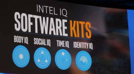 Intel Developer Forum 2015: Real Sense gaming, Firefly Drone, Nixie, robotic spiders and more