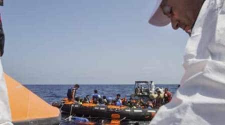 More than 200 feared dead in latest Mediterranean boattragedy