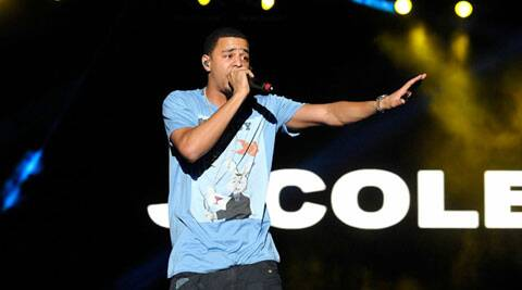 Two injured in shooting outside J Cole concert