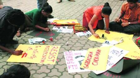 Jadavpur University, Jadavpur University students, Jadavpur University student rally, FTII, Jadavpur students, FTII Jadavpur students, kolkata news, latest news