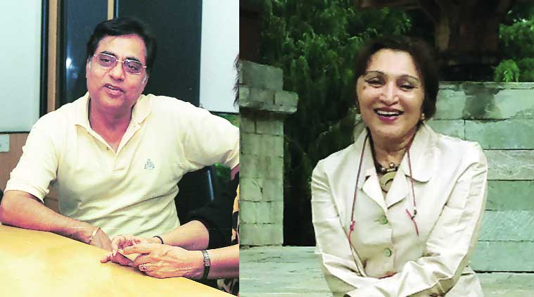 Sathya Saran, Sathya Saran's book, Jagjit ISngh, book on Jagjit singh, talk, indian express