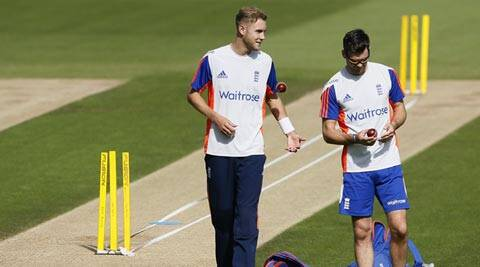 Ashes 2015: James Anderson to miss fifth Test at The Oval