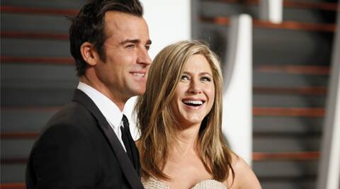Jennifer Aniston, Justin Theroux, actress Jennifer Aniston, actor Justin Theroux, Jennifer Aniston wedding, Justin Theroux wedding, Jennifer Aniston Justin Theroux, entertainment news