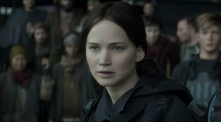 Jennifer Lawrence may re-team with 'Hunger Games'director