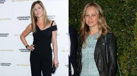 It was an honour to design Aniston's wedding ring: Tobey Maguire's wifeMeyer