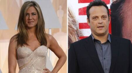 Jennifer Aniston's accidental reunion with ex Vince Vaughn