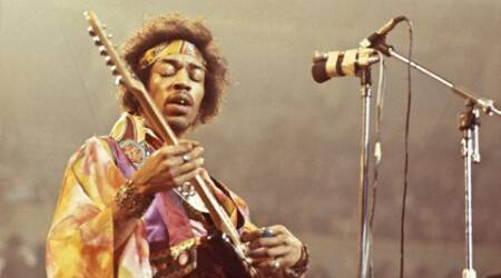 Jimi Hendrix documentary to hit Showtime next month