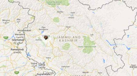 Four security personnel injured in grenade attack in Srinagar