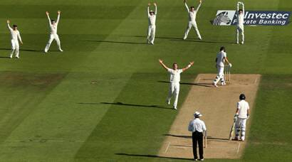 Ashes 2015: Australia take firm control against England in fifthTest