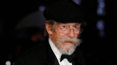 I'm winning my cancer battle: John Hurt