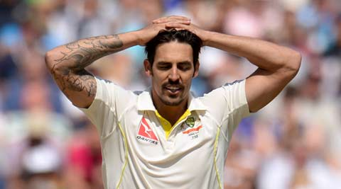 Ashes 2015: Mitchell Johnson revels in 'compliment' of crowdabuse