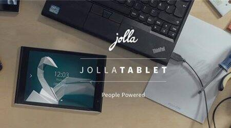 Jolla Tablet running Sailfish OS 2.0 now available forpre-orders