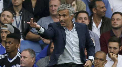 I cannot say I had 11 players performing together: Jose Mourinho