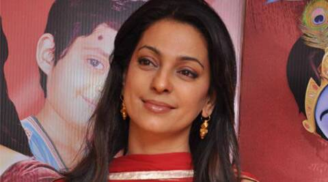 Talking to women is more beneficial: Juhi Chawla