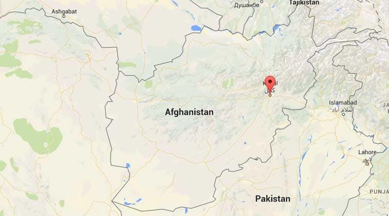 kabul blast, kabul, afghanistan blast, nato, blast in kabul, latest blast in kabul, kabul latest blast, kabul news, afghanistan news, india news, indian express