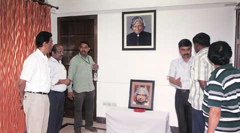At 10 Rajaji, his staff still talk about Kalam in present tense