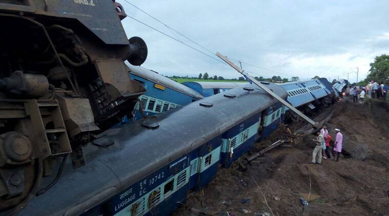 MP train Accident, Train Accident MP, Madhya Pradesh train accident, MP train derailed, Janata Express, Kamayani Express, Passenger trains Derailed, Varanasi-Mumbai Train, Varanasi-Mumbai Train Accident, Varanasi-Mumbai Train Derailed, Indian Railways, Train Accident Today
