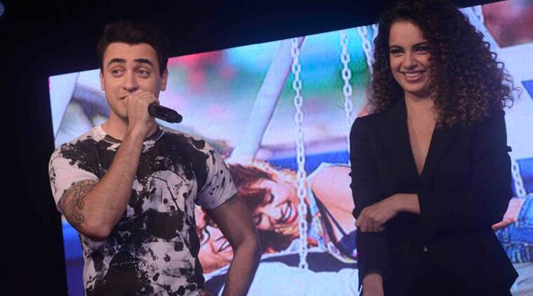 Kangana Ranaut, Imran Khan, Katti Batti, Kangana imran, Kangana Ranaut Katti Batti, Kangana Imran Katti Batti, Imran Khan Katti Batti, Kangana Ranaut in Katti Batti, Nikhil Advani, Entertainment news