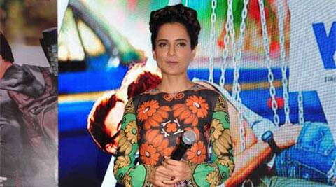 Bollywood's 'Queen' tag is quite funny: Kangana Ranaut