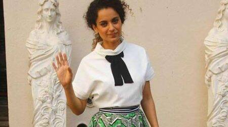 Kangana Ranaut to play an actress in Vishal Bhardwaj's 'Rangoon'