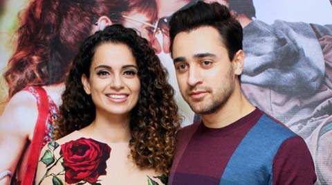 Kangana Ranaut, Imran Khan on 'Katti Batti': It is not only about live-in relationships, but is an intense movie