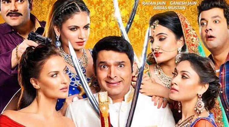 kapil sharma, Kis Kisko Pyaar Karoon, Kis Kisko Pyaar Karoon movie, Kis Kisko Pyaar Karoon cast, elli avram, abbas-mustan, entertainment news