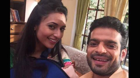 Karan Patel to shoot consummation scene in front of wife?