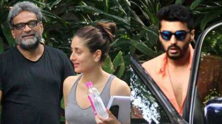 Kareena, Arjun start shooting for 'Ki and Ka'