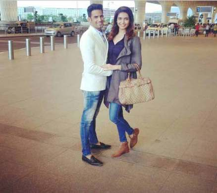 Upen Patel And Karishma Tanna's All-Romance Spa Date! - Filmibeat