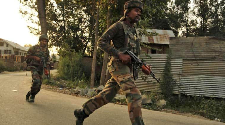 army officer killed, loc, ceasefire, cross border firing, pakistan firing, J&K, Kupwara, Kashmir, kashmir news