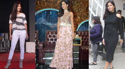 Katrina Kaif's 'Phantom' style file: From Balmain to Manish Malhotra