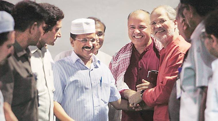 Arvind Kejriwal, Arvind kejriwal Najeeb Jung, Arvind Kejriwal BJP roe, Arvind Kejriwal News, Arvind Kejriwal Najeeb Jung Latest news, Manish Sisodia FIR, Manish Sisodia Najeeb Jung FIR, Manish Sisodia LG jajeeb Jung, Delhi News, latest news, India News, National News