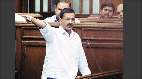 Special Assembly Session: Junior police officers are efficient but some top officers work for Modi govt, says Arvind Kejriwal