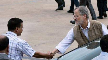 LG Jung on Kejriwal: We get along well but will have ourdifferences
