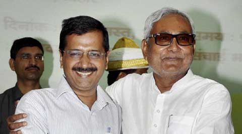Nitish Kumar, Arvind Kejriwal, Narendra Modi, Bihar assembly polls, bihar elections, Beyond The News