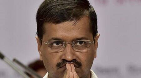 Arvind Kejriwal writes to Najeeb Jung over alleged demolition of jhuggis