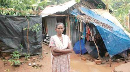 A mother goes door to door for kerosene, then sets herself ablaze