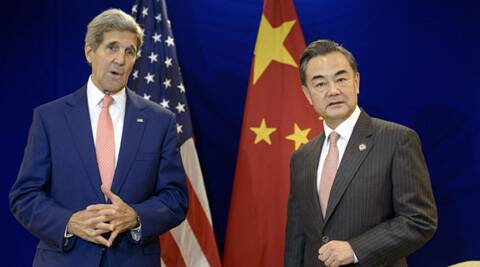 John Kerry urges peaceful resolution to South China Sea disputes